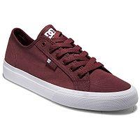 Schuhe DC Manual TX SE - BUR/Burgundy - men´s