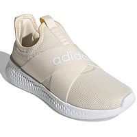 chaussures adidas Performance Puremotion Adapt - Wonder White/Wonder White/Acid Orange - women´s