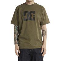 T-Shirt DC Star - CRB0/Ivy Green - men´s