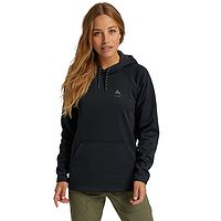 sweatshirt Burton Crown Weatherproof Pullover - True Black - women´s
