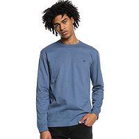 T-Shirt Quiksilver Essentials LS - BPY0/Blue Indigo - men´s