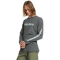 T-Shirt Quiksilver Primary Colours LS - KZM0/Iron Gate - men´s