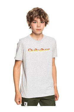 tričko Quiksilver Primary Colours - SGRH/Athletic Heather