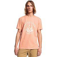 camisa Quiksilver Drumroll Please - MGK0/Peach Pink - men´s