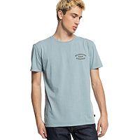 T-shirt Quiksilver Wild Card - BKF0/Citadel Blue - men´s