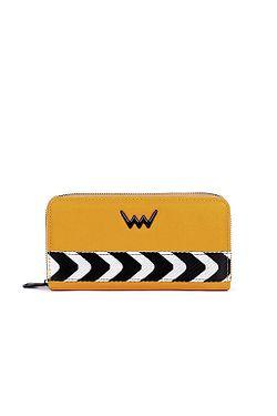 peněženka Vuch Verona - Yellow/Multi