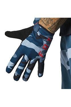glove Fox Ranger Camo - Blue Camo - men´s