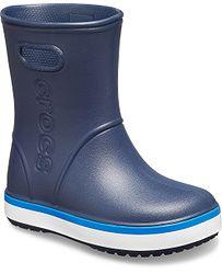 boty Crocs Crocband Rain Boot - Navy/Bright Cobalt