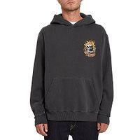 sweatshirt Volcom Flowscillator - Black - men´s