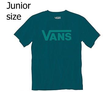 tričko Vans Classic - Blue Coral