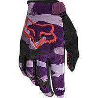 rukavice Fox Ranger Camo - Dark Purple