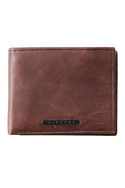 peněženka Rip Curl Vintage Rfid 2 In 1 - Brown