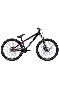 """bicykel CTM Dirtking 26"""" - Black/Purple"""
