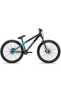 """bicykel CTM Dirtking Xpert 26"""" - Black/Turquoise"""