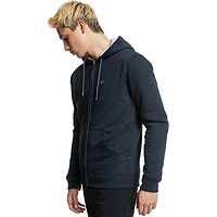 mikina Quiksilver Essentials Sherpa Zip - BYJ0/Navy Blazer
