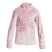 bluza Roxy Igloo Zip - MGN0/Dawn Pink