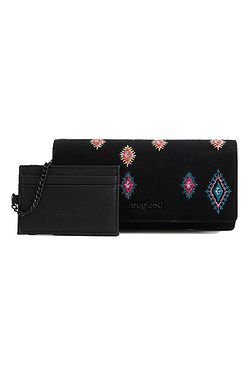 peněženka Desigual 21WAYA07/July Tribu Mariona - 2000/Black