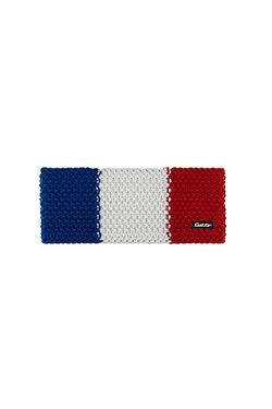 čelenka Eisbär Jamie Flag STB 10 cm - FRA/Lapis/White/Ardea