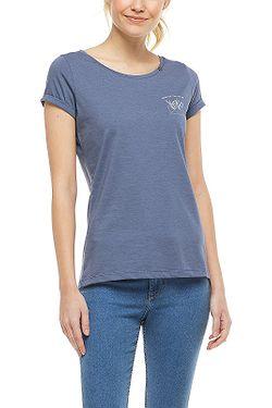 tričko Ragwear Florah Print B Organic - 2040/Blue
