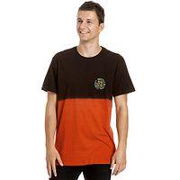 T-Shirt Meatfly Slash - Rasta - men´s