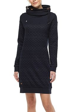 dress Ragwear Chloe Dress - 2028/Navy - women´s