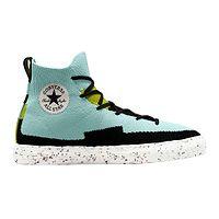 buty Converse Renew Chuck Taylor All Star Crater Knit Hi - 171492/Soft Aloe/Lime Twist/Black