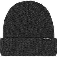 čiapka Emerica Logo Clamp - Black