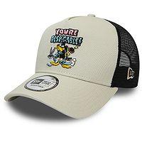 czapka z daszkiem New Era 9FO AF Character Trucker Daffy Duck - Stone