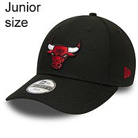 casquette New Era 9FO The League 9forty NBA Chicago Bulls Youth - Black - unisex junior
