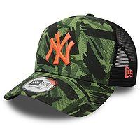 šiltovka New Era 9FO AF Seasonal Camo Trucker MLB New York Yankees - Navy