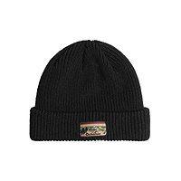 Mütze Quiksilver Tofino - KVJ0/True Black - men´s