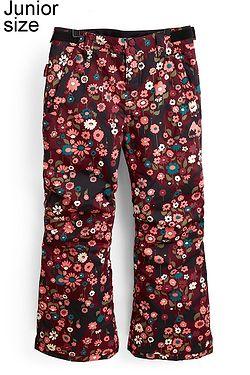 kalhoty Burton Sweetart - Flower Camo