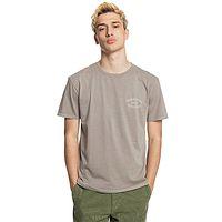 T-shirt Quiksilver Wild Card - TZC0/Fallen Rock - men´s