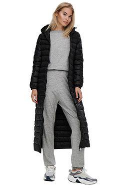 kabát ONLY New Tahoe X-Long - Black