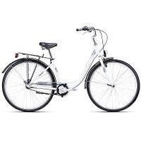 bicycle CTM Rita 2.0 - Pearl White/Grey/Blue - women´s
