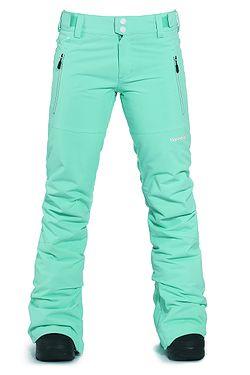 kalhoty Horsefeathers Avril - Ice Green