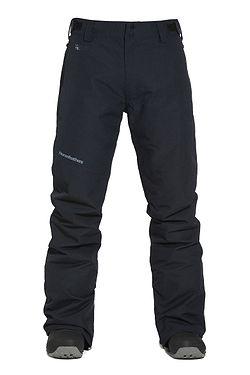kalhoty Horsefeathers Spire - Black