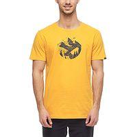 camisa Ragwear Teebs Organic - 6028/Yellow - men´s