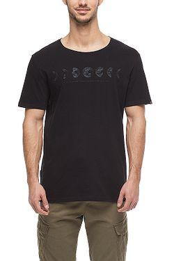 tričko Ragwear Moonie Organic - 1010/Black