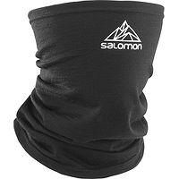 nákrčník Salomon Mountain Tour2Cool Wool - Black/White