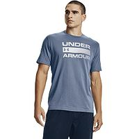 camiseta Under Armour Team Issue Wordmark - 470/Mineral Blue - men´s
