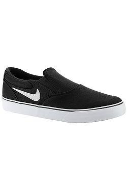 topánky Nike SB Chron 2 Slip - Black/White/Black/Black