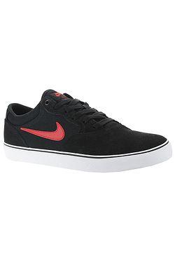boty Nike SB Chron 2 - Black/University Red/Black/White