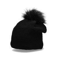 czapka 4F H4Z21-CAD009 - 20S/Deep Black