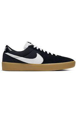 boty Nike SB Bruin React - Black/White/Black/Gum Light Brown