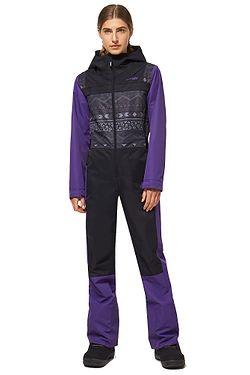 kombinéza Oakley Ollie Full Suit - Blackout