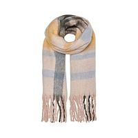 Schal ONLY Sille Life Checked - Sepia Rose - women´s