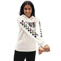 sweatshirt Vans Tangled Pressed Floral - Oatmeal Heather - women´s
