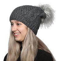 chapéus Sherpa Karen 2 - Dark Grey - women´s