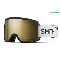 óculos Smith Squad - AC/Mary Rand/ChormaPop Sun Black Gold Mirror
